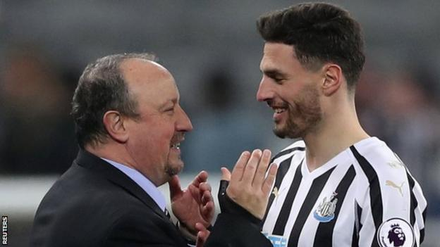 Sean Longstaff won't forget this night in hurry but neither will Fabian Schar whose glorious goal finally sparked a game which had been devoid of excitement into life and set Newcastle on the way to an important win