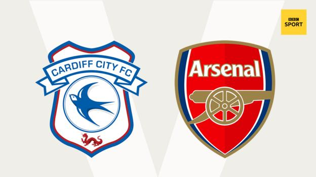 Carrdiff v Arsenal