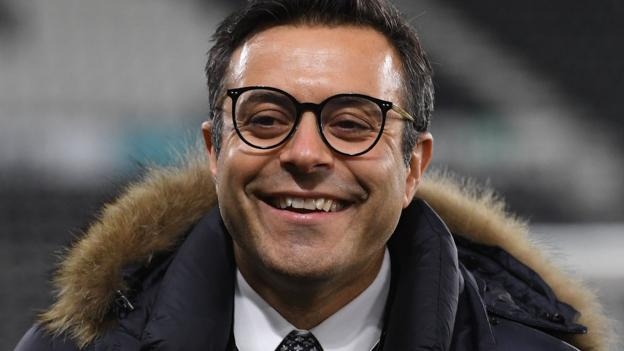 21e13ff947 Leeds United  Owner Andrea Radrizzani calls for creation of  Premier League  2