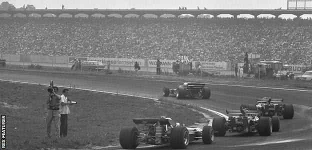 1970 German GP