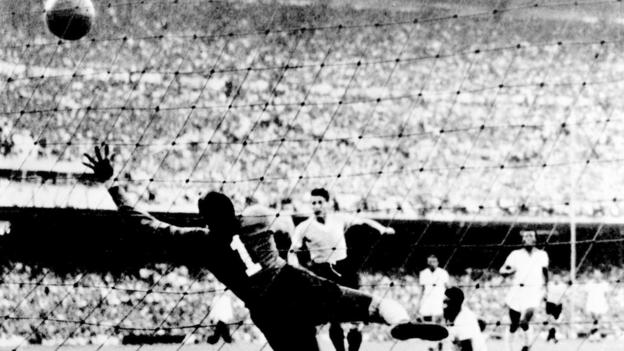 1950 World Cup final group round game