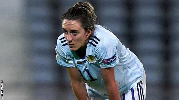 Portekiz'e mağlup olan Lisa Evans