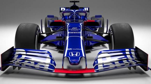 Toro Rosso: New STR14 car features many Red Bull parts for 2019 season thumbnail