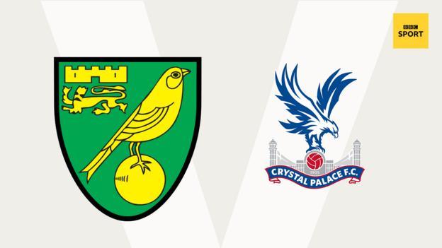 Norwich v Crystal Palace
