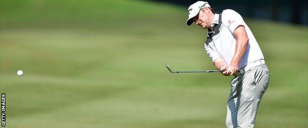 Marc Warren carded a superb 63 in Malaysia
