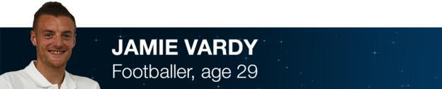 Jamie Vardy - Footballer, age 29