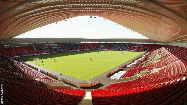 Darlington: National League North side ask for permission to ...