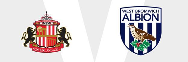 Sunderland v West Brom