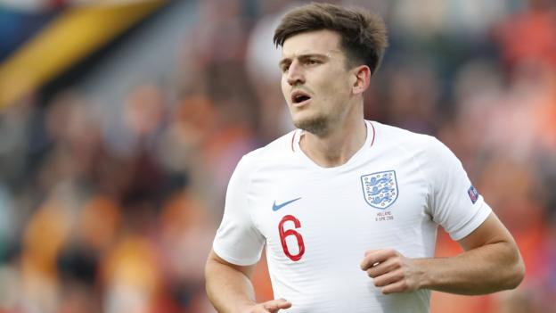 Harry Maguire: Manchester United still want Leicester City defender thumbnail