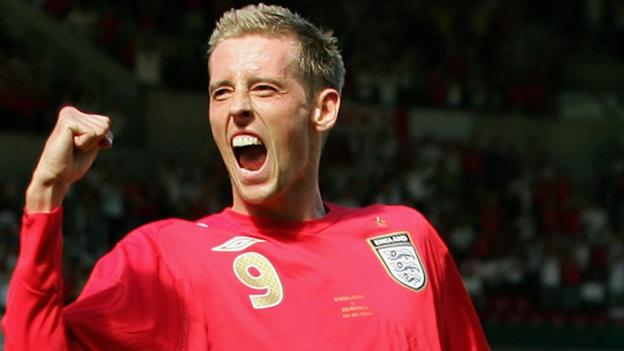 'Peter Crouch was a player who was a fan, determined to extract enjoyment out of each day' thumbnail