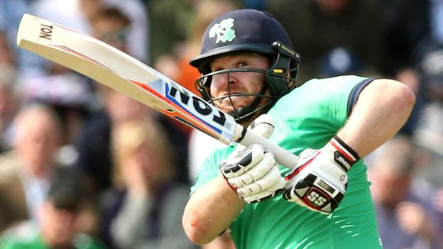 World Cup Qualifier: Ireland beat UAE to seal Super Six spot