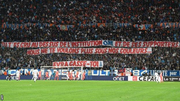 Patrice Evra banner