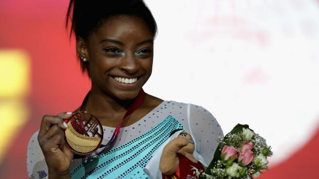 Simone Biles: Olympic champion expects Tokyo 2020 to be last Games