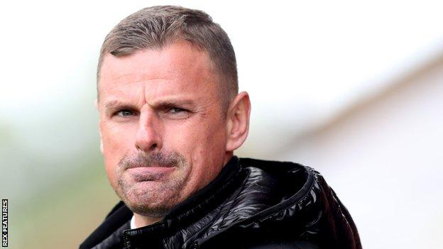 Richie Wellens previously managed in Greater Manchester when he led Oldham Athletic before he was sacked in June 2018