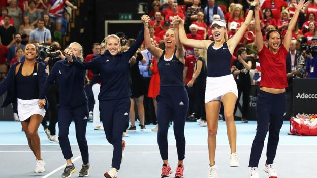 Fed Cup: How Great Britain can thrive after World Group promotion thumbnail