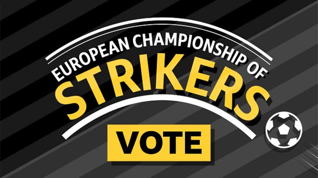 Vote for the greatest striker since 2000 - round of 32 - bbc