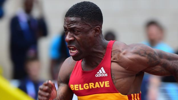 Dwain Chambers to race at British Indoor Championships at age 40 thumbnail
