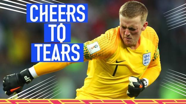 102489905 p06dj4qr - World Cup 2018: How followers lived England v Croatia