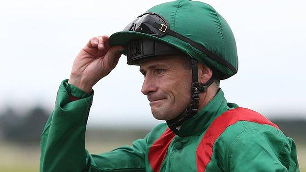 Tributes Pour In For 'Beautiful, Decent, And Kind' Champion Jockey Pat Smullen