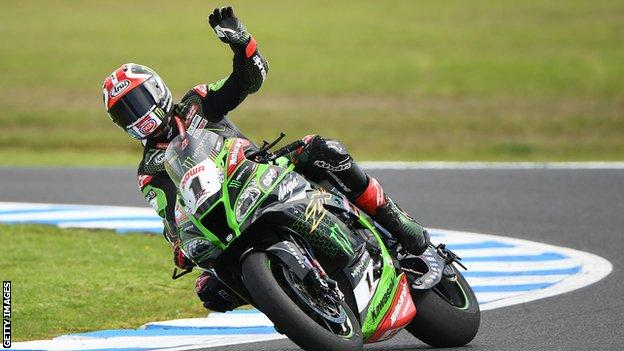 Rea and his Kawasaki ZX-10R have proved a formidable combination over the past five seasons