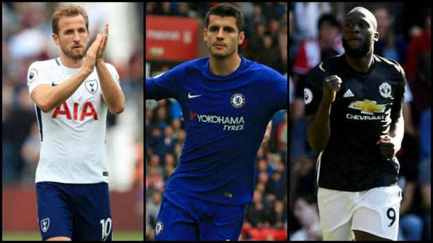 Premier league results and scores man utd man city and chelsea win bbc sport - Bbc football league 1 table ...