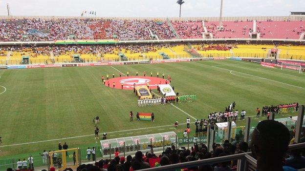 Ghana are hosting the Women's Africa Cup of Nations for the first time