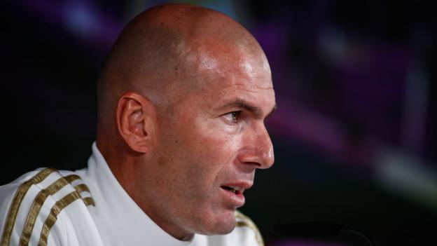 Gareth Bale: Real Madrid boss Zinedine Zidane not interested in flag furore thumbnail