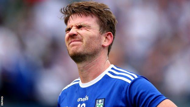 Dessie Mone helped Monaghan win the 2013 and 2015 Ulster titles