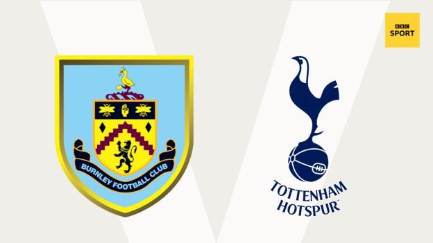 Burnley v Tottenham
