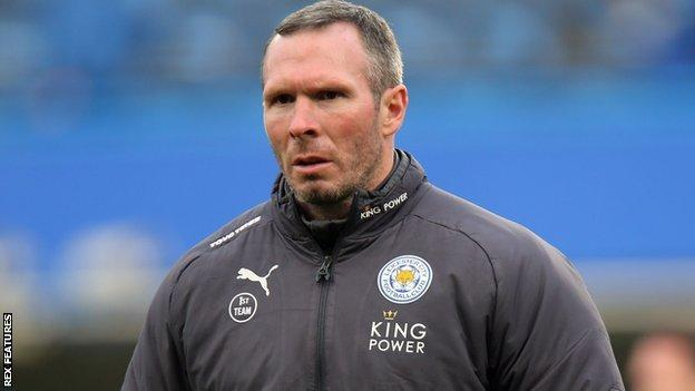 Michael Appleton's last coaching role was assistant manager at Leicester, ended by Claude Puel in June 2018