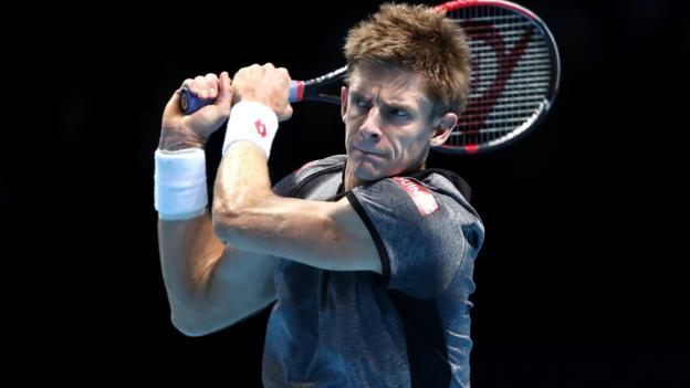 ATP Finals: Kevin Anderson thrashes Kei Nishikori for second win thumbnail