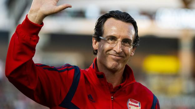 Arsenal: Unai Emery says Gunners trying to sign 'very big, very expensive players' thumbnail