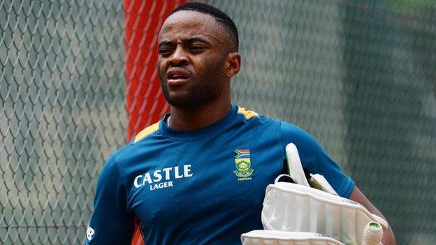 South Africa cricketer Temba Bavuma
