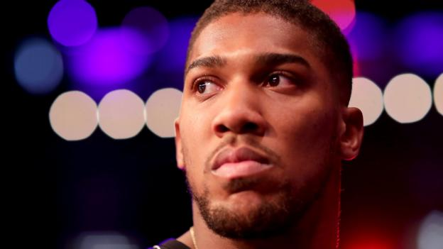 Anthony Joshua: Deontay Wilder or Tyson Fury fight would not be held up thumbnail