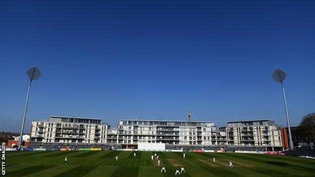 Match abandoned after Northants squad member tests positive for Covid-19 thumbnail