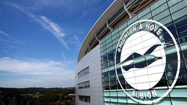 Brighton are launching their telephone campaign on Thursday