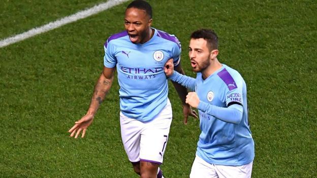 Oxford United 1-3 Manchester City: Raheem Sterling double seals semi-final spot thumbnail