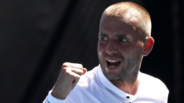 Delray Beach Open: Dan Evans beats Andreas Seppi to reach semi-finals thumbnail