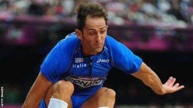 Fabrizio Donato