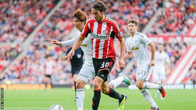 Sunderland's Will Buckley