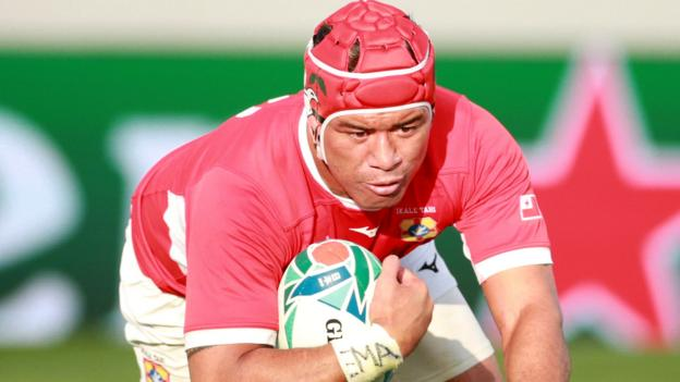 United States 19-31 Tonga: Tongans end Rugby World Cup campaign with win thumbnail
