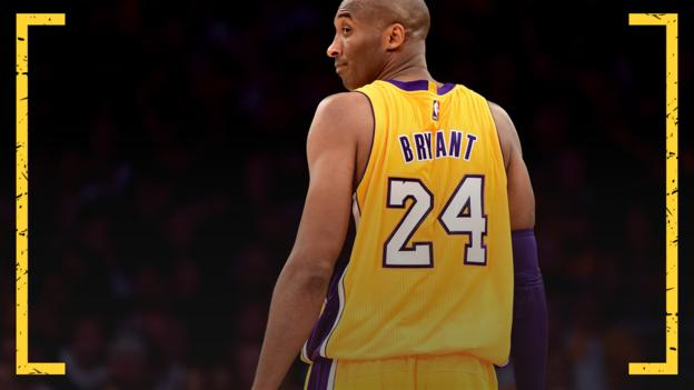 'Take the next shot' - the new message from Kobe Bryant's final game