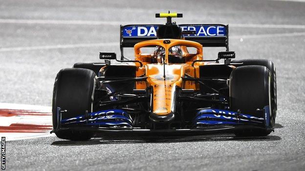 McLaren F1 driver Lando Norris tests positive for coronavirus