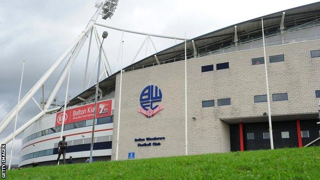 Bolton Wanderers finished second from bottom of the Championship last season and were relegated to League One