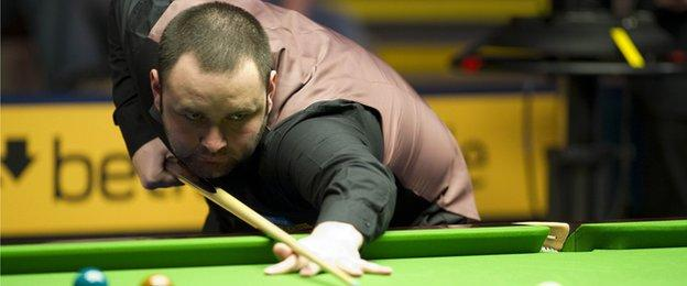 Stephen Maguire beat Rory McLeod with a session to spare at the World Championships