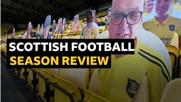 Scottish football season review