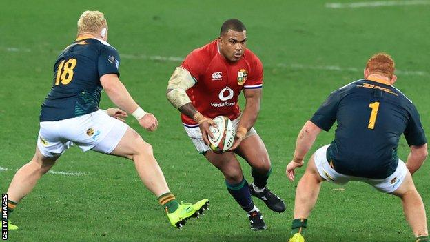 Kyle Sinckler: British and Irish Lions prop cited for 'biting' during  second South Africa Test - BBC Sport