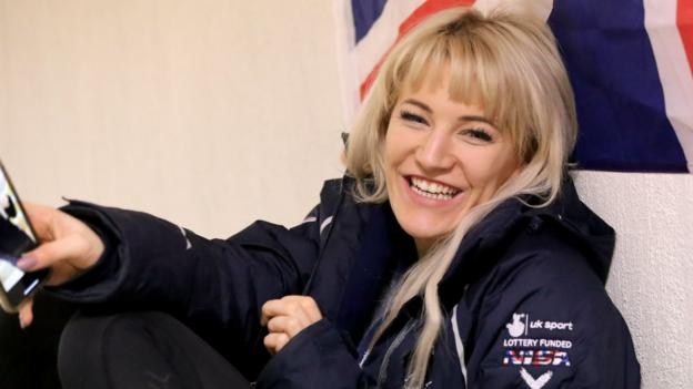 Elise Christie: Message of hope after being left 'broken' by anxiety & depression thumbnail