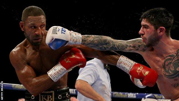 Kell Brook to return to the ring next year