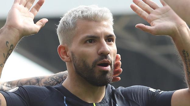Sergio Aguero: Pep Guardiola hopes Man City forward not badly injured thumbnail